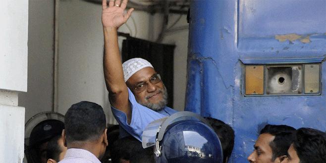 Bangladeş'te İslami lidere idam