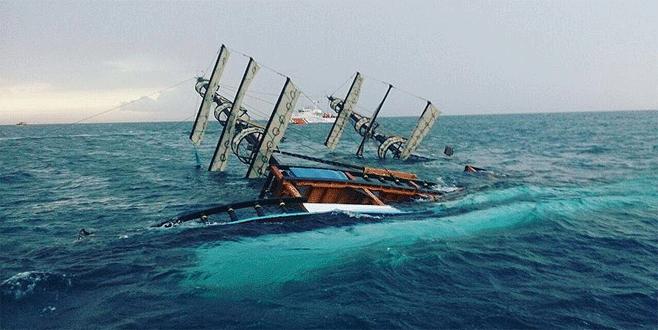 Tekne faciasında kaybolan 2 kişinin cesedi bulundu