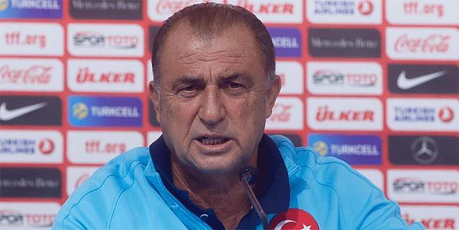 Fatih Terim'den Hırvatistan maçı öncesi açıklama