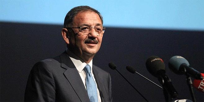 Bakan Özhaseki'den Sur esnafına 'kredi' müjdesi