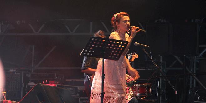 Nilüfer Müzik Festivalinden dolu dolu kapanış