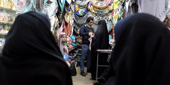 'Uygunsuz kıyafet'ten 800 dükkana kilit