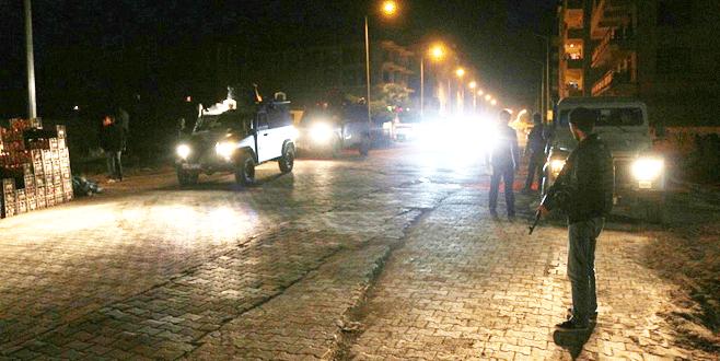 Polis lojmanlarına alçak saldırı