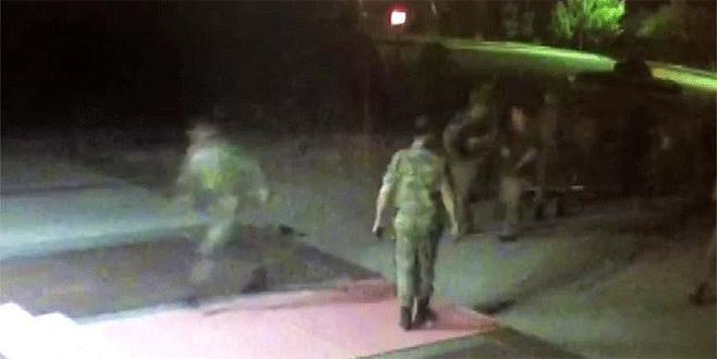 Ömer Halisdemir'in katil zanlısı refleks gereği ateş etmiş