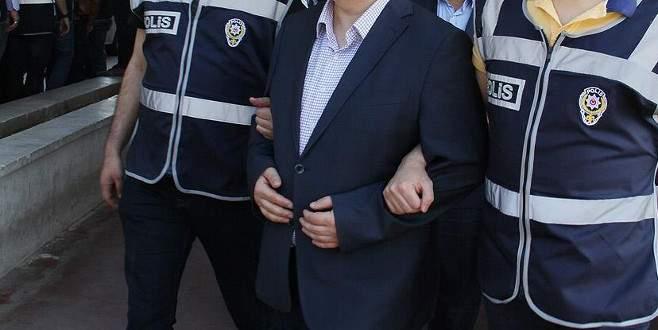 AK Parti İlçe Başkanı FETÖ'den gözaltında