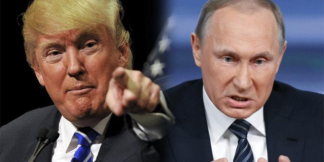 Trump'tan Putin'e övgü