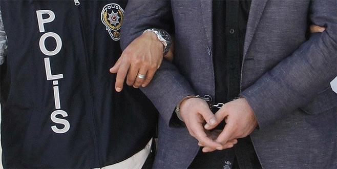 FETÖ'nün 'para kasası' tutuklandı
