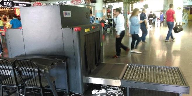 Bursa Terminali'nde güvenlik önlemleri artırıldı