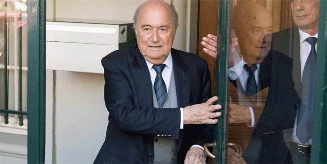 Blatter'e soruşturma