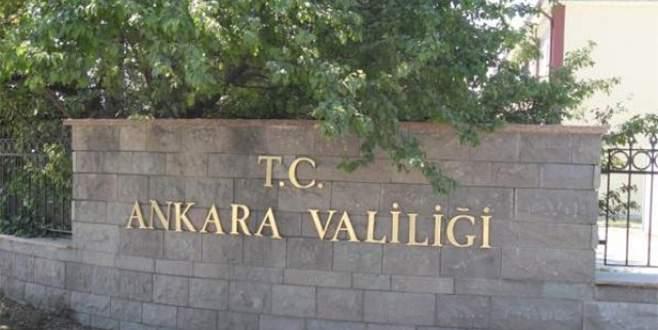 Ankara'da 6 bin 329 kişi hakkında işlem yapıldı
