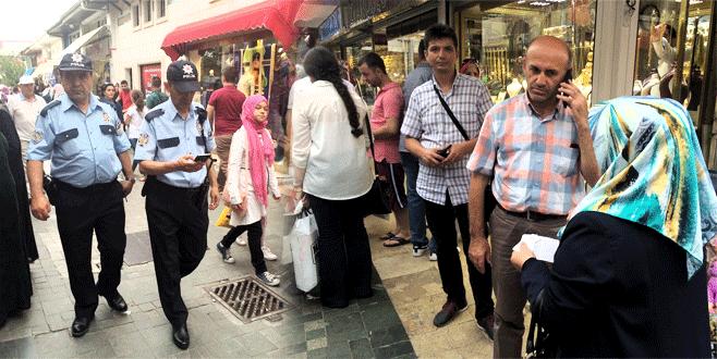Bursa'da sokak timleri göz açtırmıyor