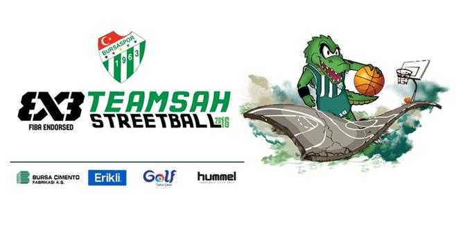 Timsah Arena'da basketbol şov