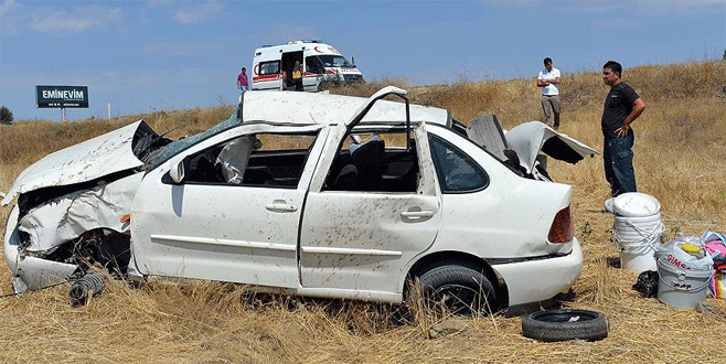 Bayram trafiğinde 2. gün bilançosu: 6 ölü, 17 yaralı