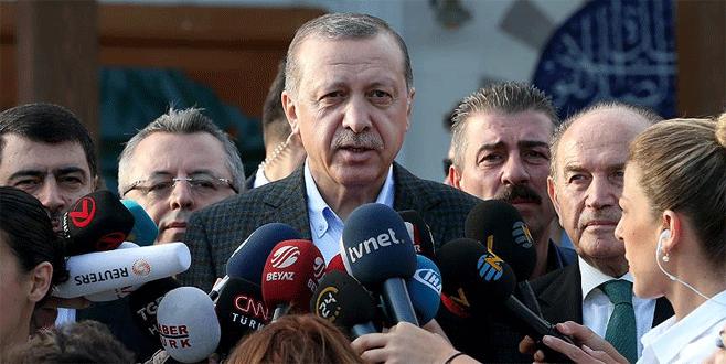'Belediye başkanı olarak terör örgütlerine destek veremezsiniz'