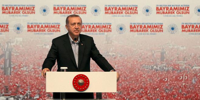 Erdoğan: Seçilmişler bal gibi görevden alınır