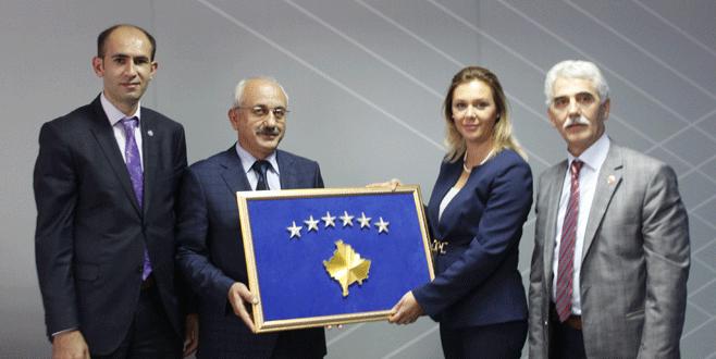 Kosova'da istihdam Bursa ile güçleniyor