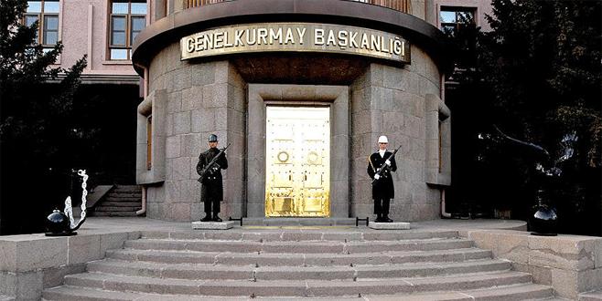 TSK'dan flaş 'Fırat Kalkanı' açıklaması