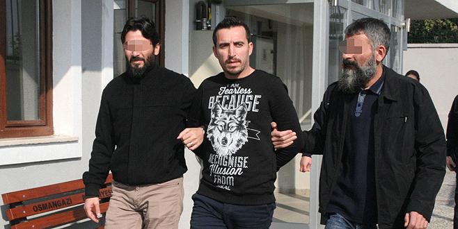 Bursa'daki bıyık burma cinayeti sanığı 'akıllı' çıktı