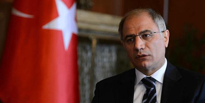 Eski İçişleri Bakanı Ala ayrılmasına ilişkin konuştu