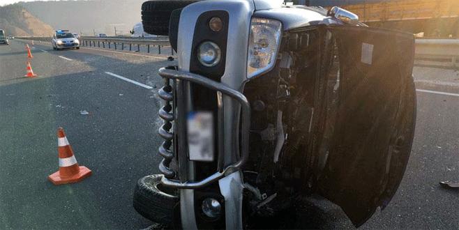 Bayram tatilinde trafik kazaları 54 can aldı