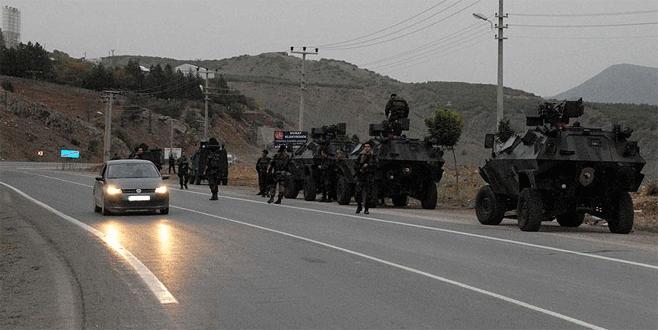 Van'da terör saldırısı: 1 şehit