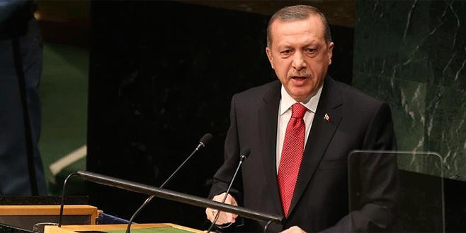 Cumhurbaşkanı Erdoğan BM Genel Kuruluna hitap edecek