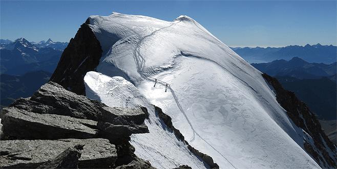 Bursalı dağcılar bir ilki gerçekleştirdi
