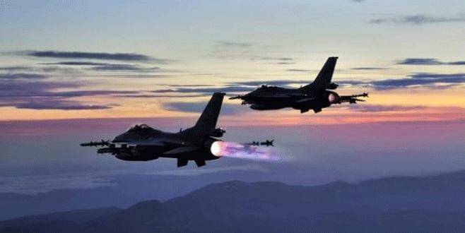 Suriye'nin kuzeyindeki IŞİD hedefleri vuruldu