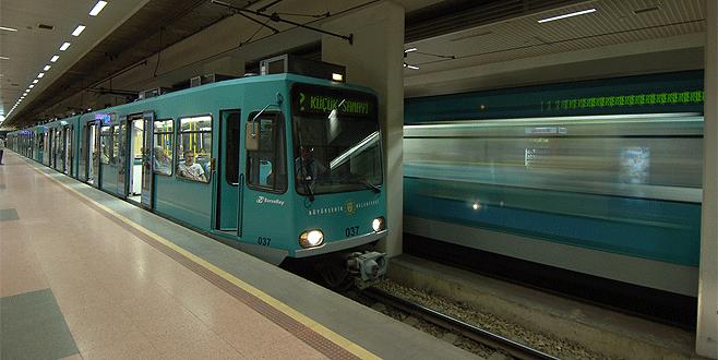 Burulaş'tan metrodaki kesintiyle ilgili açıklama