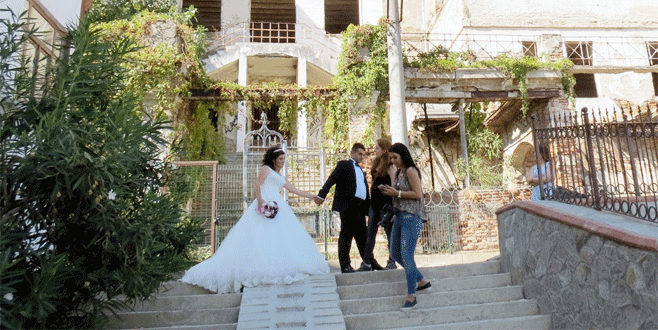 Mudanya'ya fotoğrafçı akını