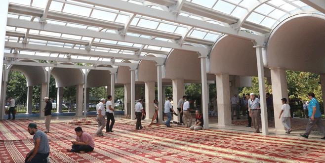 Küçük Sanayi Camisi'ne modern düzenleme