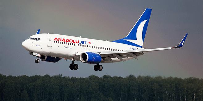 Anadolu Jet'ten şok karar, 4 ilin seferleri kaldırıldı!