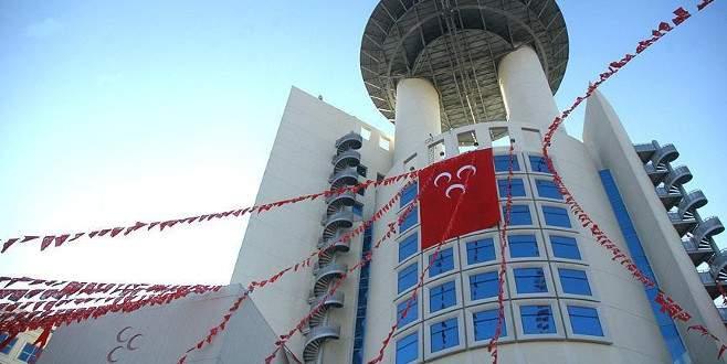 MHP'de Çağrı Heyeti üyelerine ihraç