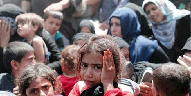 Suriyeli mülteciye AB'den nakit kart