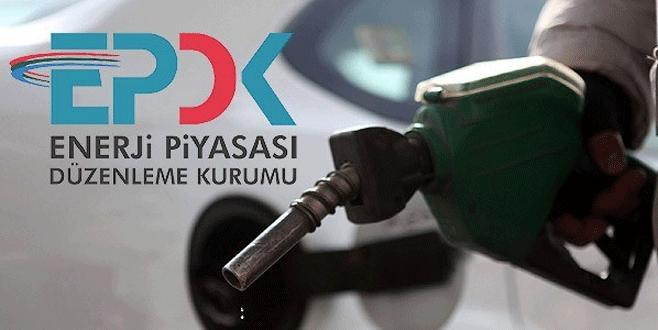 EPDK'dan 3,2 milyon liralık ceza