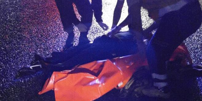 Bursa'da ölümlü kazaya yol açan sürücü kaçtı