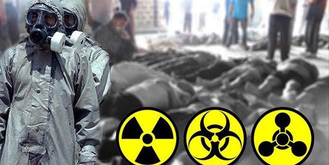 """IŞİD ABD ve Irak askerlerine """"hardal gazıyla"""" saldırdı"""