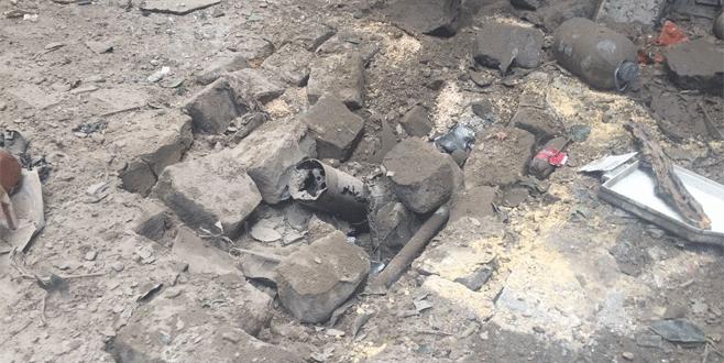 Kilis'e, Suriye'den 2 roket atıldı: 8 yaralı
