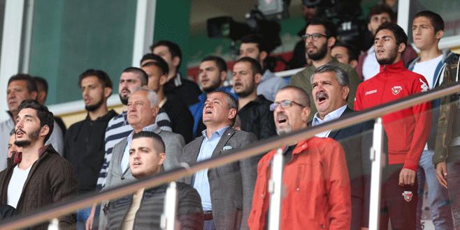 Ali Ademoğlu takipte