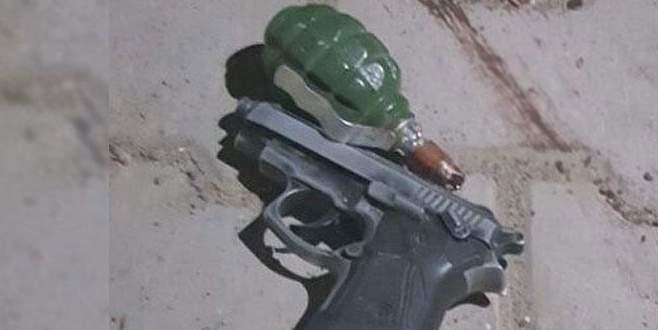 Kaymakama suikast için gelen terörist etkisiz hale getirildi