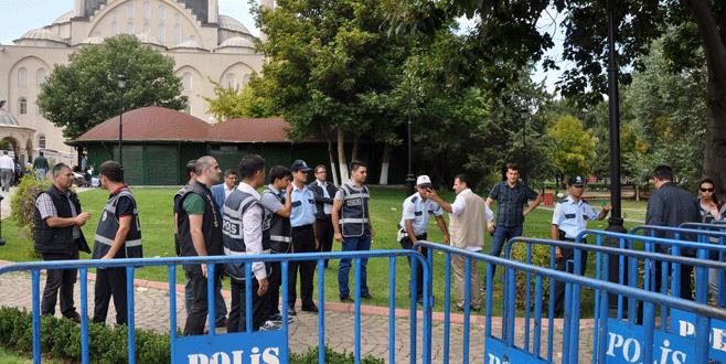 Gaziantep'te bombalı saldırı ihbarı polisi alarma geçirdi