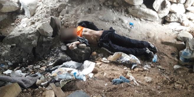 Bursa'da köprü altında ceset bulundu