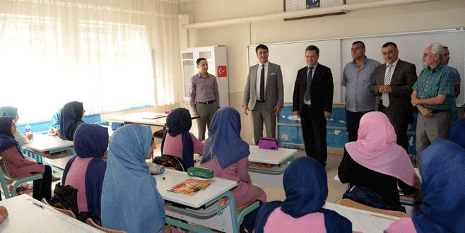 Osmangazi'de eğitim yatırımları sürüyor