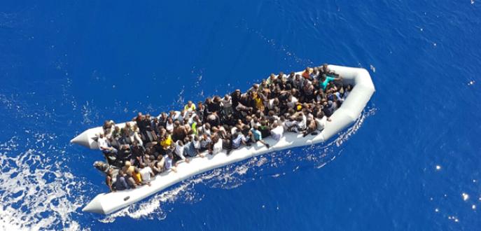 Türk gemiciler faciayı önledi