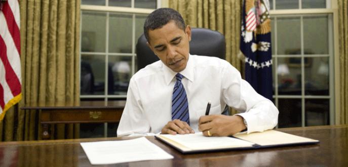 Obama tartışmalı tasarıyı veto etti