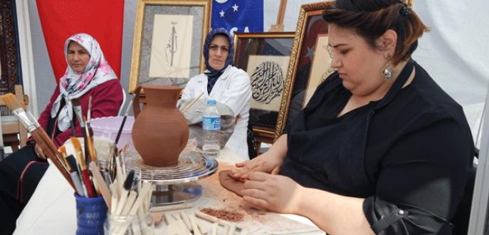 Bursa'da 'Öğrenme Şenliği'