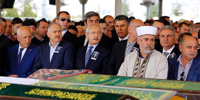 CHP'li Seyman'ın acı günü