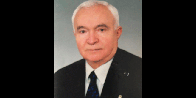 Eski belediye başkanı Eroğlu hayatını kaybetti
