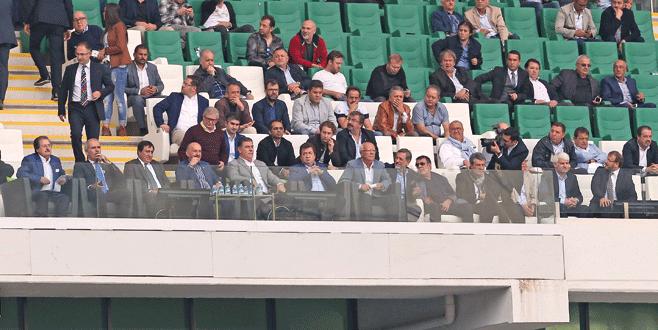 'Bursaspor ortak değerimiz'