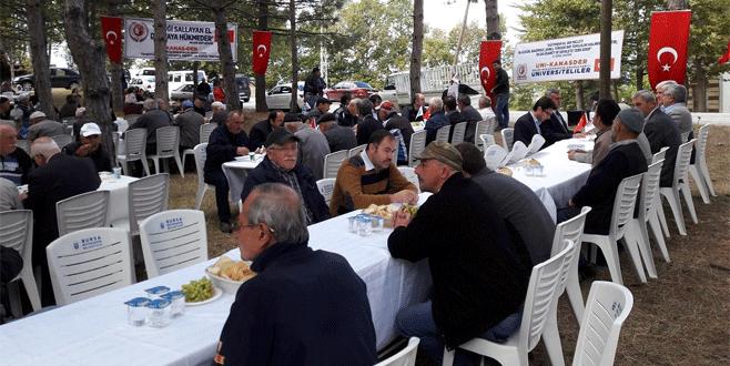 Bursa'da 730 yıllık geleneğe büyük ilgi